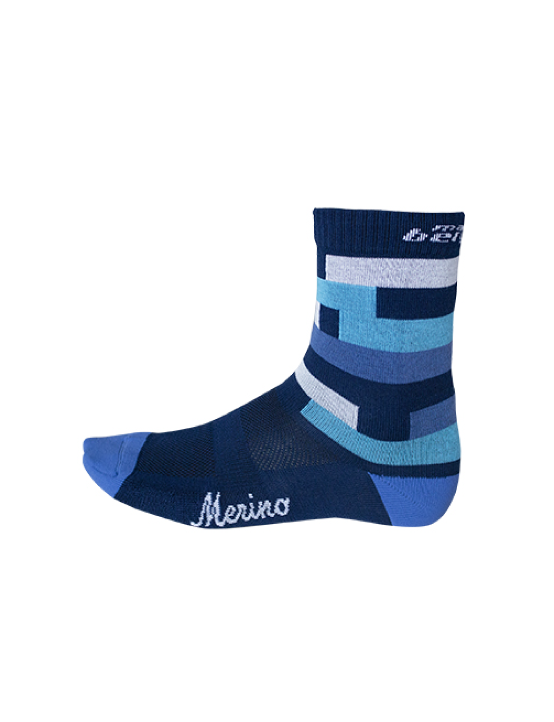 Team Merino Winter Socks - Blue