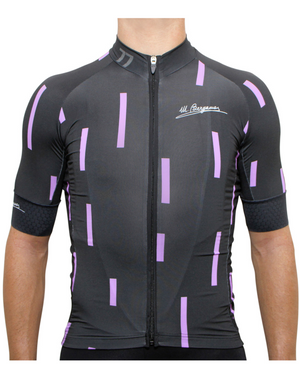 Veneto Stripe Purple Jersey