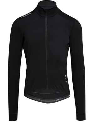 Bora Windproof Long Sleeve Jersey - Black