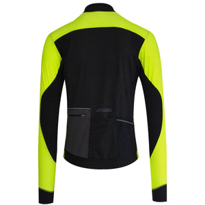 Premium Long Sleeve Jersey - Fluoro Yellow