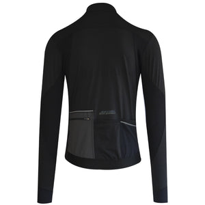 Bora Long Sleeve Jersey - Black