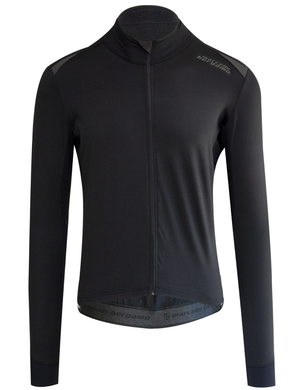 Premium Long Sleeve Jersey - Black