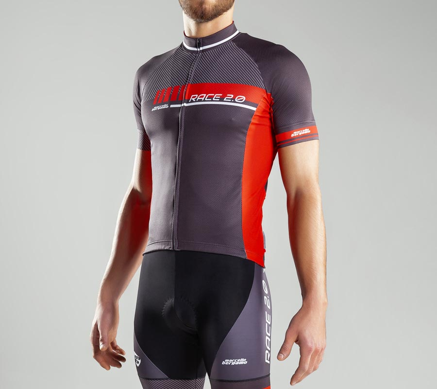 Race 2.0 Short Sleeve Jersey