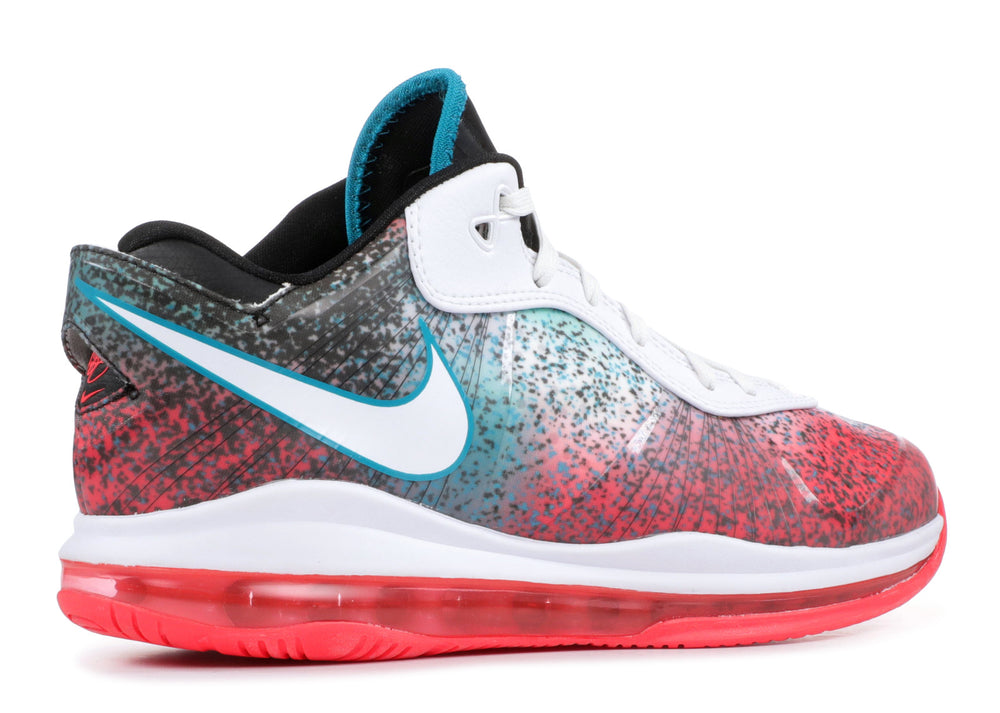 "Nike Lebron 8 V/2 Low ""Miami Night"""