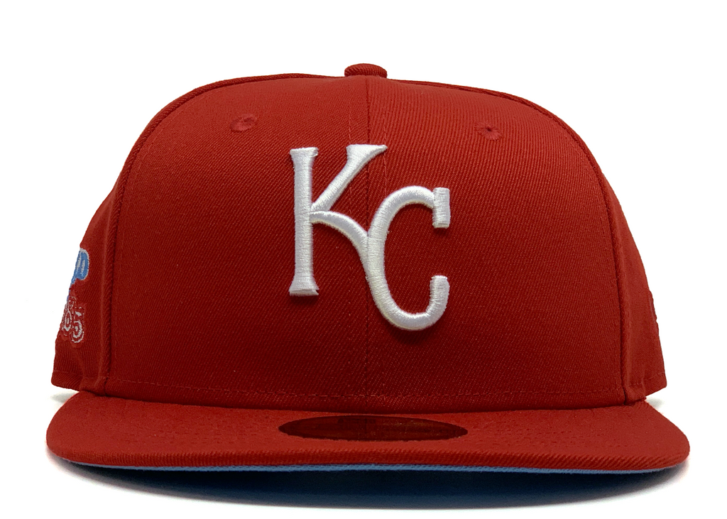 "Kansas City Royals ""1985 World Series"" Fitted"