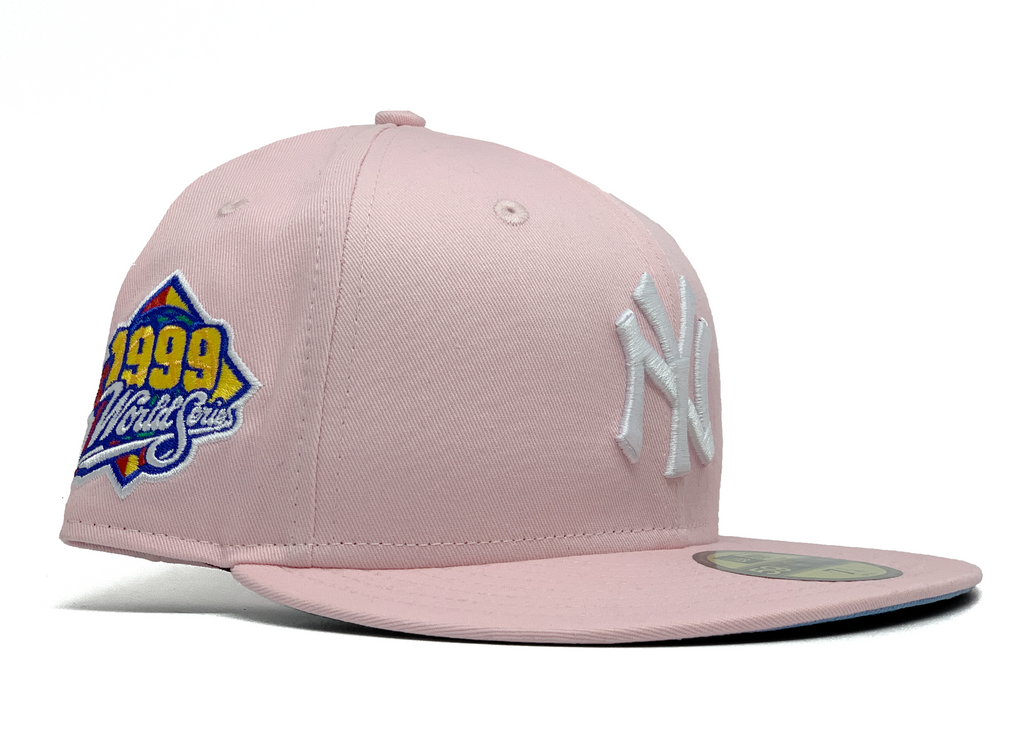 "Limited Edition New York Yankees ""1999 World Series"" Fitted"
