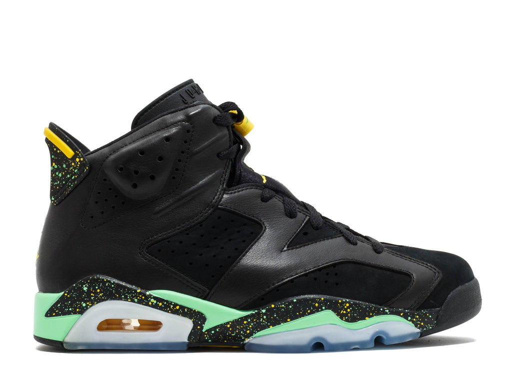 "Air Jordan 6 Retro ""Brazil Pack"" (ONLINE ONLY)"