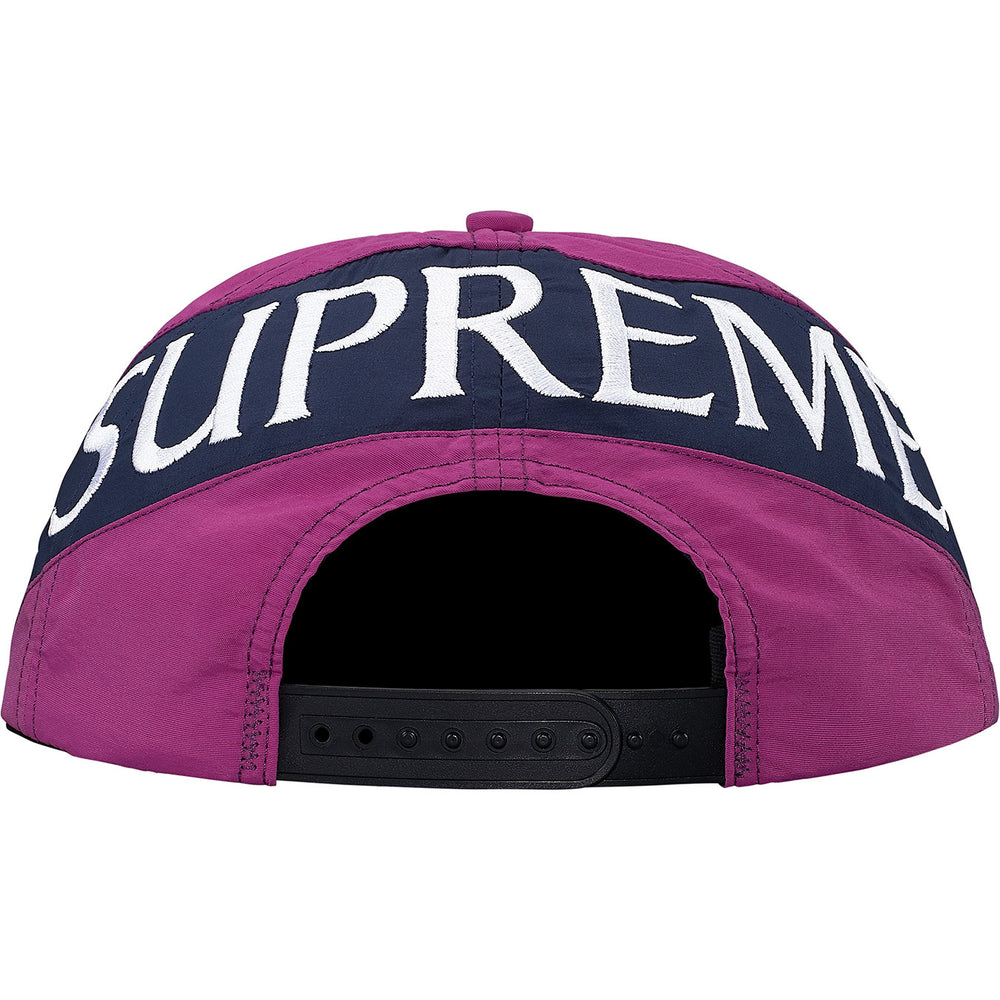 "Supreme ""Nylon Arc"" 6 Panel Hat"