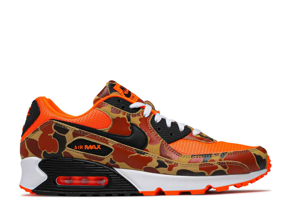 "Nike Air Max 90 ""Duck Camo Orange"" (ONLINE ONLY)"