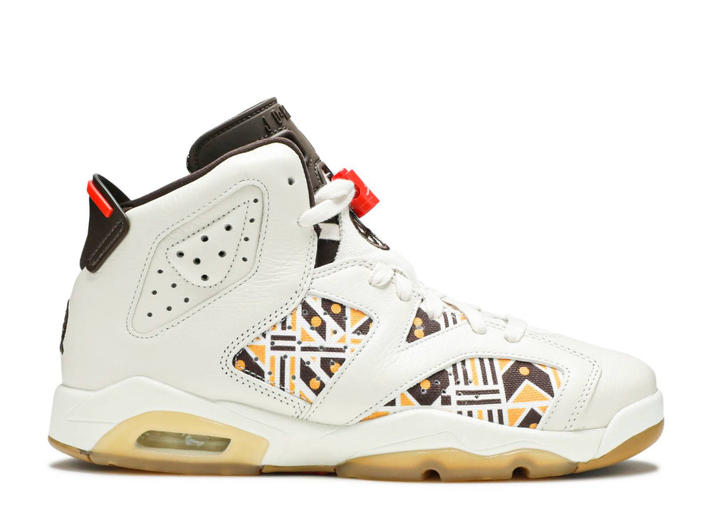 "Air Jordan 6 Retro GS ""Quai54"" (ONLINE ONLY)"