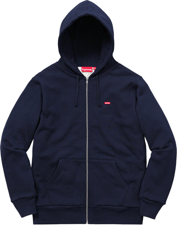 "Supreme Full Zip ""Small Box Logo"""