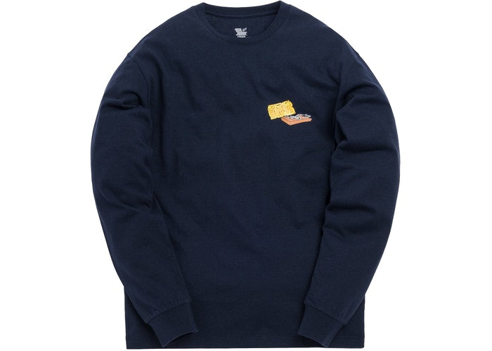 "Kith ""Tom & Jerry Cheese"" L/S Tee"