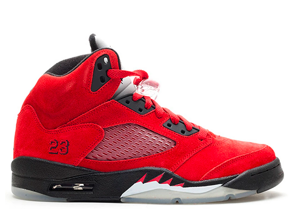 "2021 PRE-ORDER Air Jordan 5 Retro ""Raging Bulls"""