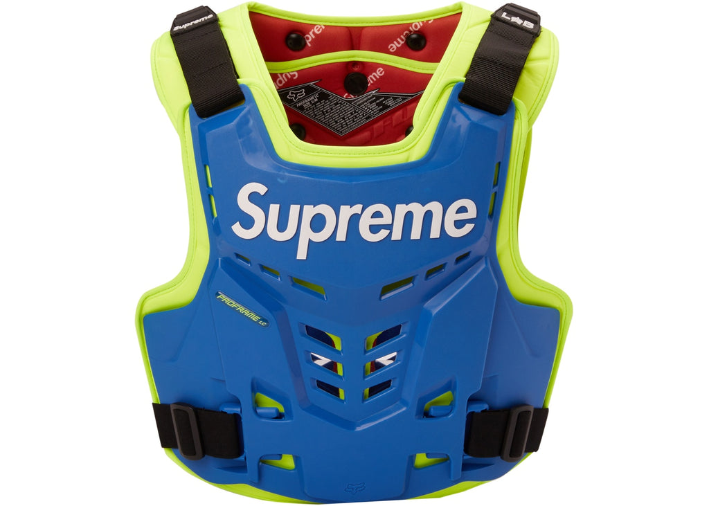 "Supreme Fox Racing Proframe Roost Deflector ""Multi Color"""