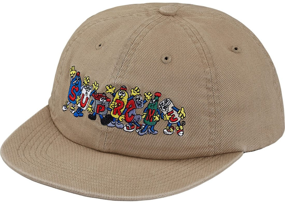 "Supreme ""Friends"" 6 Panel Hat"