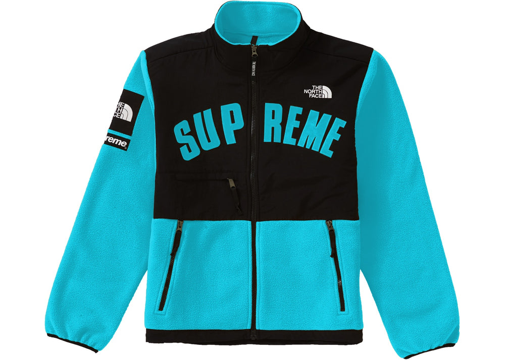 "Supreme x The North Face ""Arc Logo"" Denali Jacket"