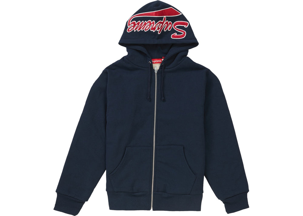 Supreme Thermal Zip Up