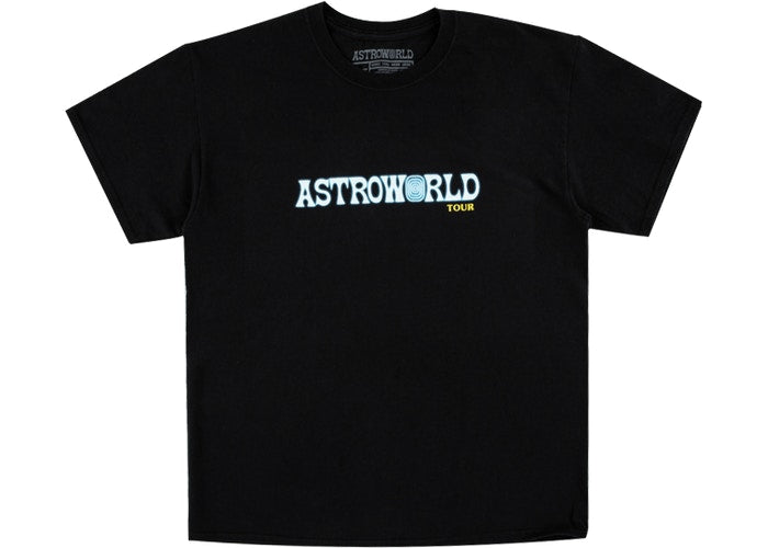 "Astroworld Tour ""Tour Dates"" Tee"