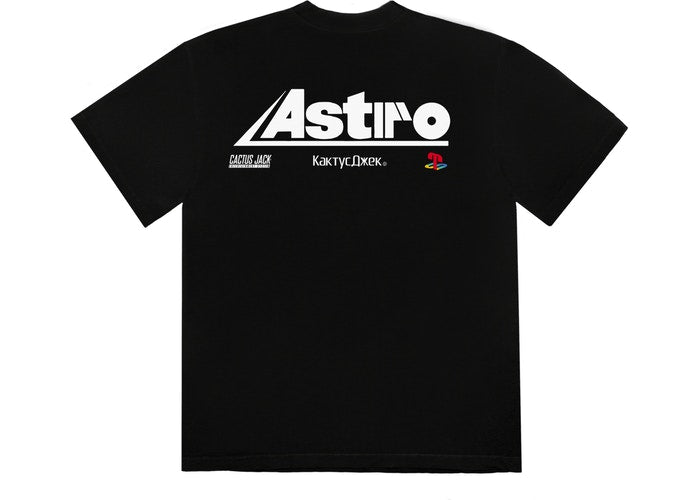"Travis Scott ""T-3500 Portrait"" Tee"