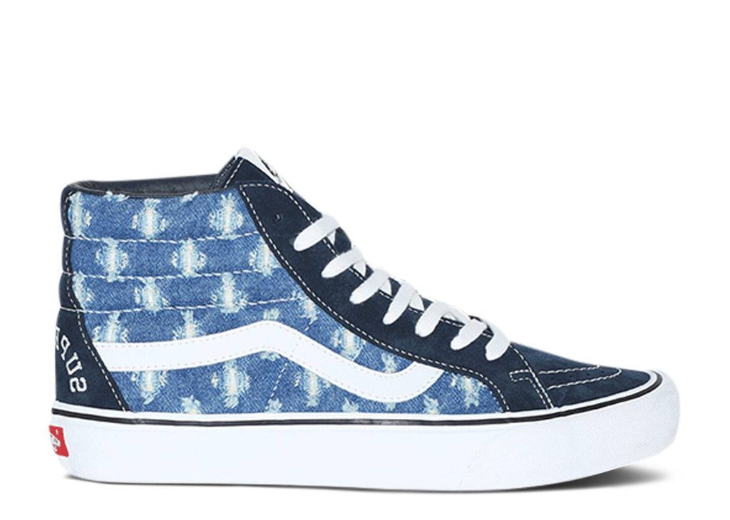 "Vans Sk8-Hi x Supreme ""Denim Blue"" (ONLINE ONLY)"
