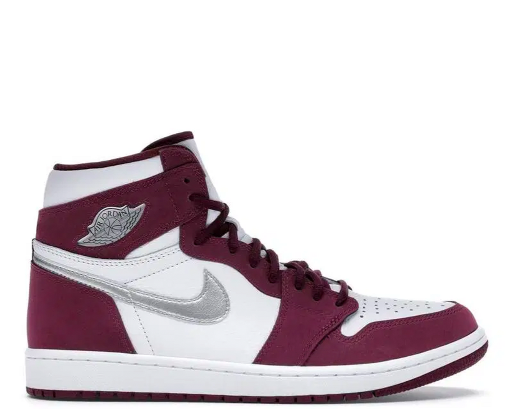 "2021 PRE-ORDER Air Jordan 1 Retro High OG ""Bordeaux"""