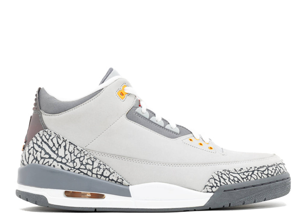 "2021 Pre order Air Jordan 3 Retro ""Cool Grey"""