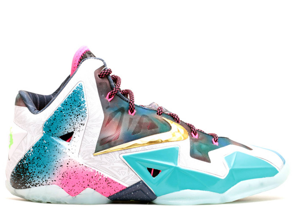 "Nike LeBron 11 Premium ""What The LeBron"""