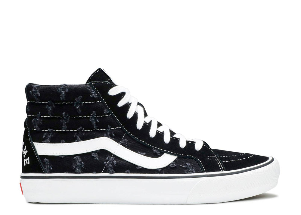 "Vans Sk8-Hi x Supreme ""Denim Black"" (ONLINE ONLY)"