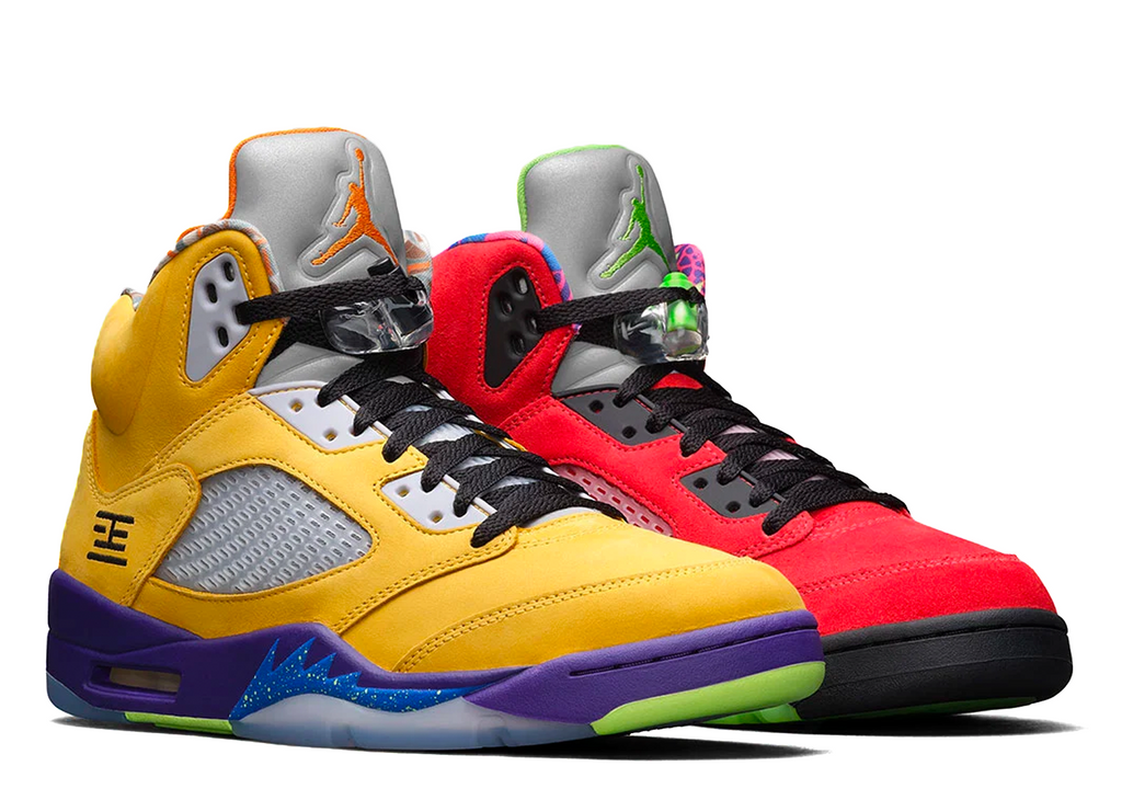 "Air Jordan 5 Retro SE ""What The"""