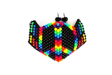 Peace Full Face Kandi Mask - Kandies World