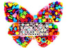 Colored Butterfly Kandi Bead Kit (1000/Kit) - Kandies World