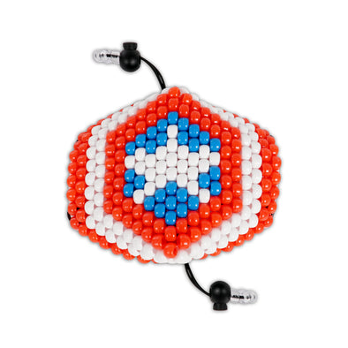 Captain America Surgical Kandi Mask - Kandies World