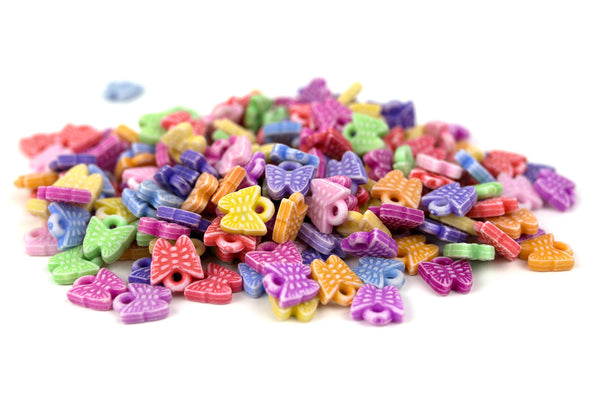 Pastel Collection | Mysterious Butterfly Beads (200/Package) - Kandies World