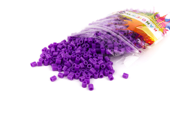 Mystical Grape Fuse Bead (1000/Pack) - Kandies World