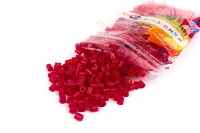 Burgundy Fuse Beads (1000/Pack) - Kandies World