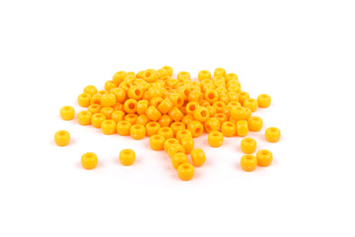 Orange Kandi Pony Beads - Kandies World