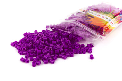 Seduction Purple Fuse Bead (1000/Pack) - Kandies World
