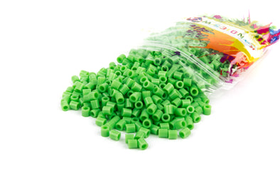 Pastel Green Fuse Bead (1000/Pack) - Kandies World