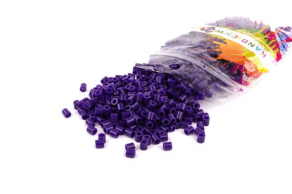Majestic Violet Fuse Bead (1000/Pack) - Kandies World