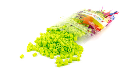 Lime Green Fuse Bead (1000/Pack) - Kandies World