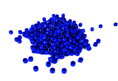 Navy Blue Kandi Pony Beads - Kandies World