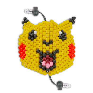 Pokémon Pikachu Surgical Kandi mask - Kandies World