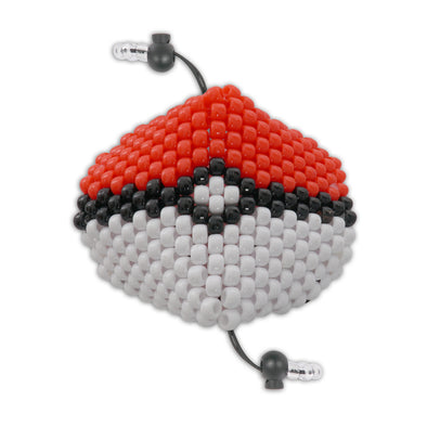 Pokémon Pokeball Surgical Kandi Mask - Kandies World