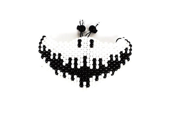 Jack Skellington Full Face Kandi Mask - Kandies World