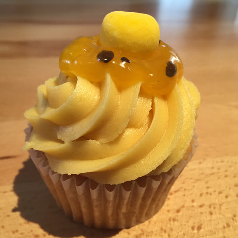 Perfectly Passionfruit Cupcake