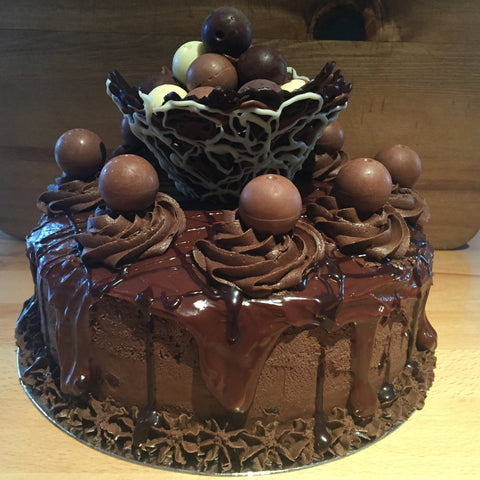 Lindt Chocolate Cake