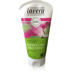 Lavera Rose and Keratin Repair Conditioner