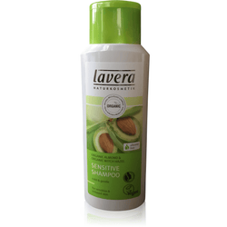 Lavera Organic Almond and Organic Witch Hazel Sensitive Shampoo