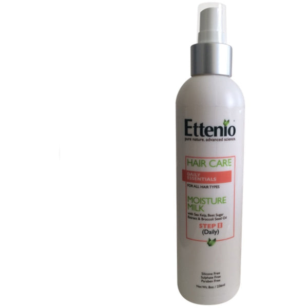 Ettenio Moisture Milk Daily Moisturizing Spray - Exotic Hair Products - 1