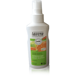Lavera Organic Orange and Organic Green Tea Express Care Leave-In Spray